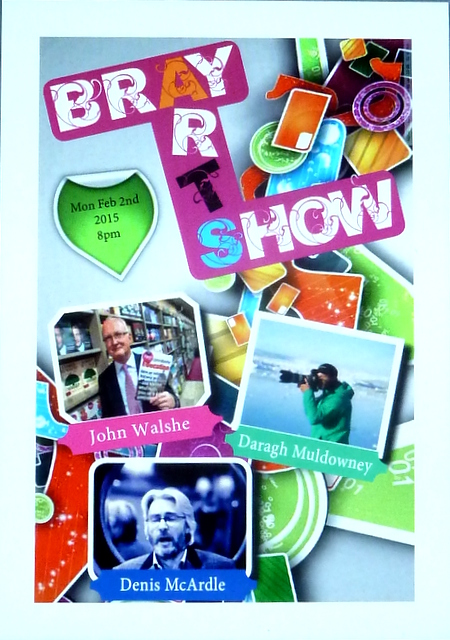 Bray Arts Bulletin, February, 2015 001-002