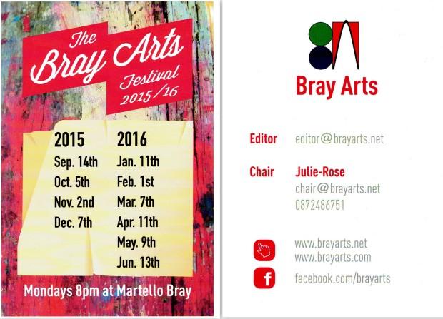 Bray Arts 2