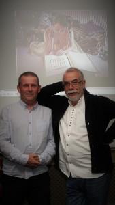 1 Paul Mc Cormac & Dough Ross Paul Mc Cormac created musical score for film