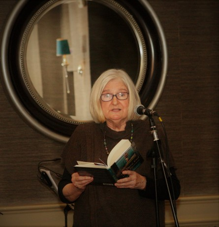 10 Mary Rose Callaghan reciting from The Deep End