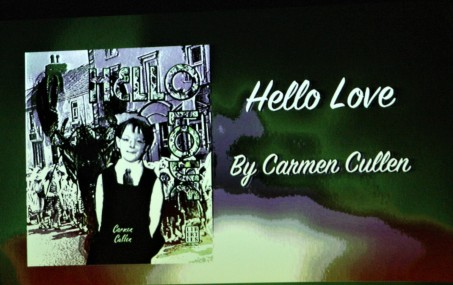 Carmen Cullen will read from her new book