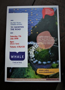 BAJune189 At the 'Whale Theatre' Greystones 08.07.18